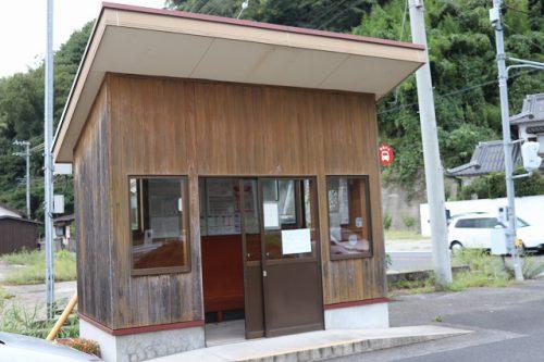 美保関町宇井渡船場から片江中央へ